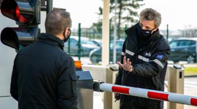 Formation des agents de sécurité à la lutte contre les situations conflictuelles et les incivilités