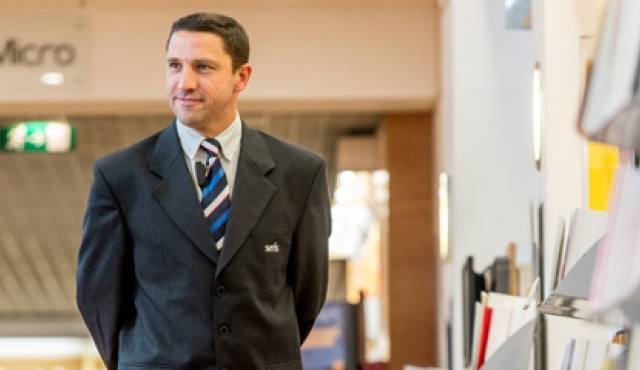 SERIS se positionne comme un expert sur de nombreux secteurs d'activités tels que la distribution ou l'aéroportuaire.