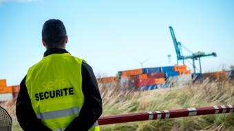 agent de sécurité installation portuaire