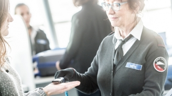Contrôle détection explosif sûreté aéroportuaire