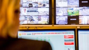 Agent de sécurité vidéosurveillance